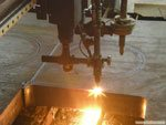 CNC Plasma Cutting and Flame Cutting Service