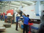 Sheet Metal Bending (Press Brake Bending)