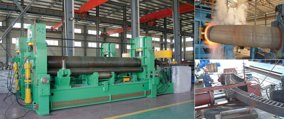 Metal Bending and Plate Rolling in China