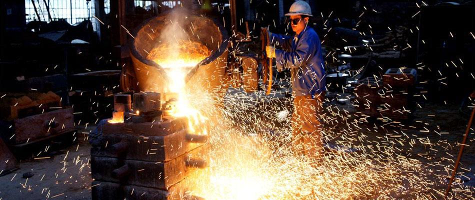 Metal Casting Foundry in China